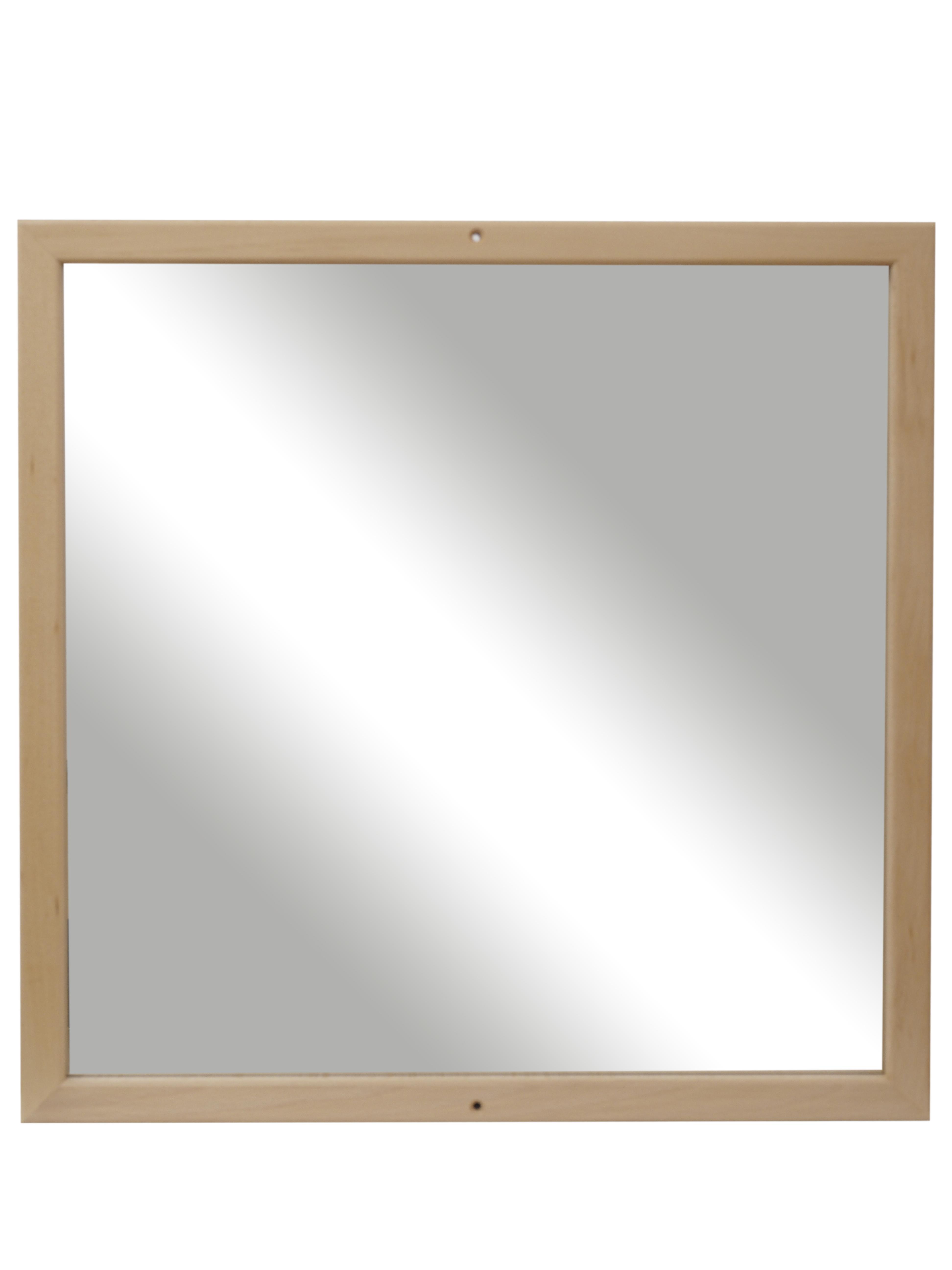 Sicherheitsglas Spiegel Quadrat