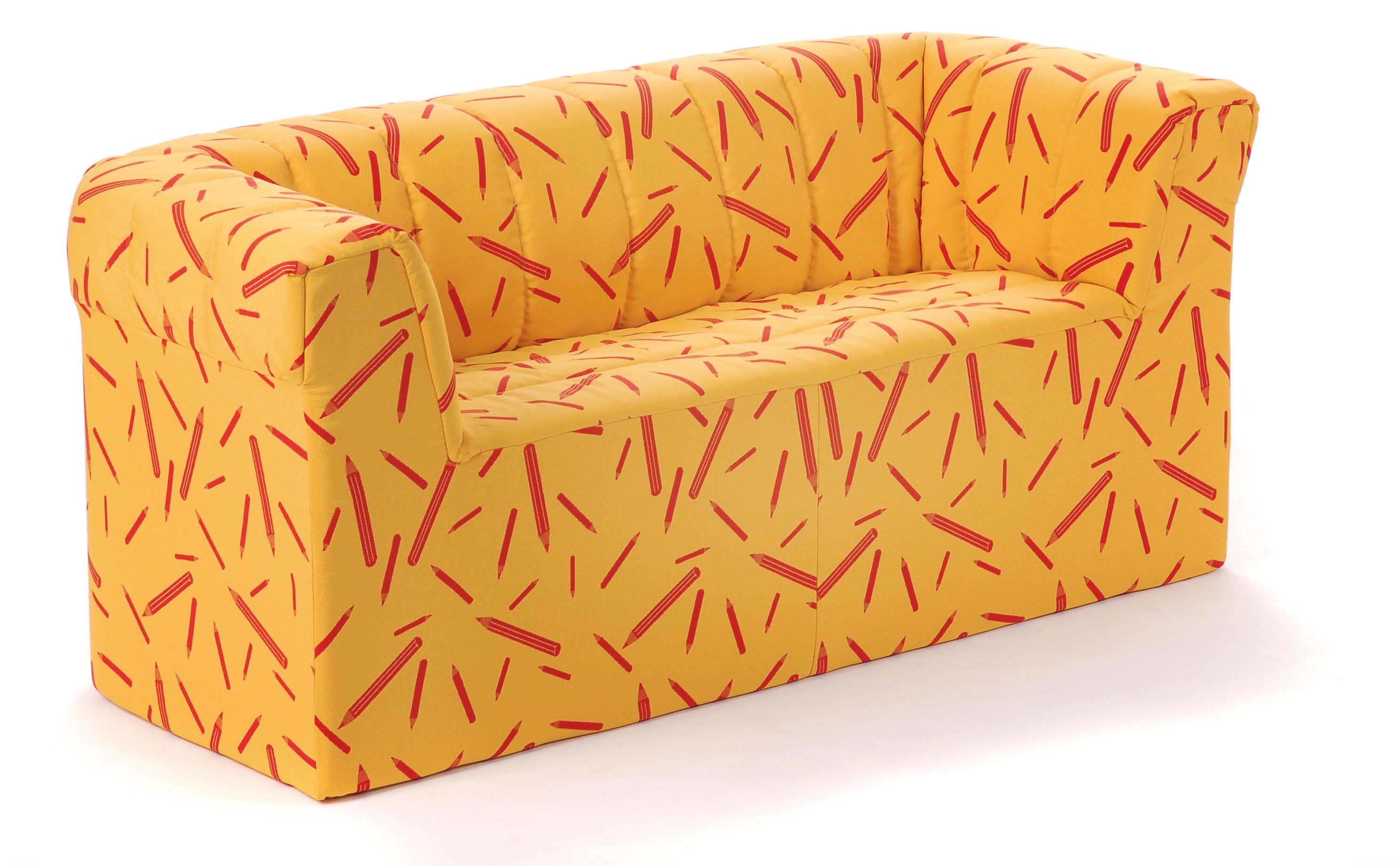 Zweisitzer Sofa Qualitätskunstleder